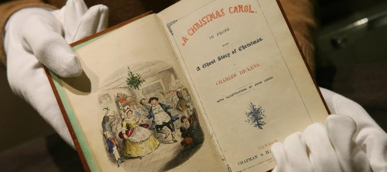 Um conto de natal charles dickens